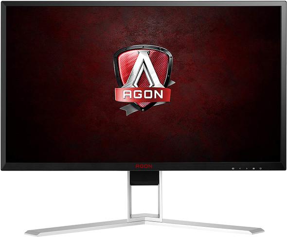 "AOC AGON AG241QX 24"" Gaming Monitor, QHD 1440P, G-Sync Compatible + Adaptive-Sync, 144Hz, 1ms, Quickswitch Keypad, Vesa"