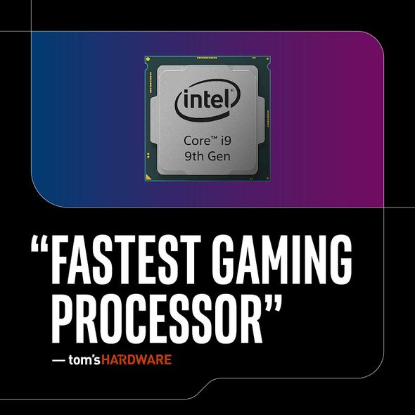 Intel Core i9-9900K Desktop Processor 8 Cores up to 5.0 GHz Turbo unlocked LGA1151 300 Series 95W
