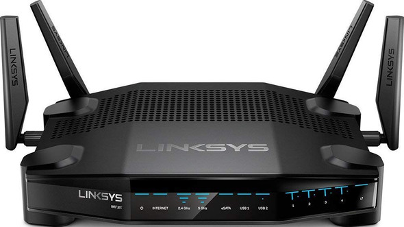 Linksys AC3200 WRT32X Dual-Band WiFi Gaming Router with Killer Prioritization Engine