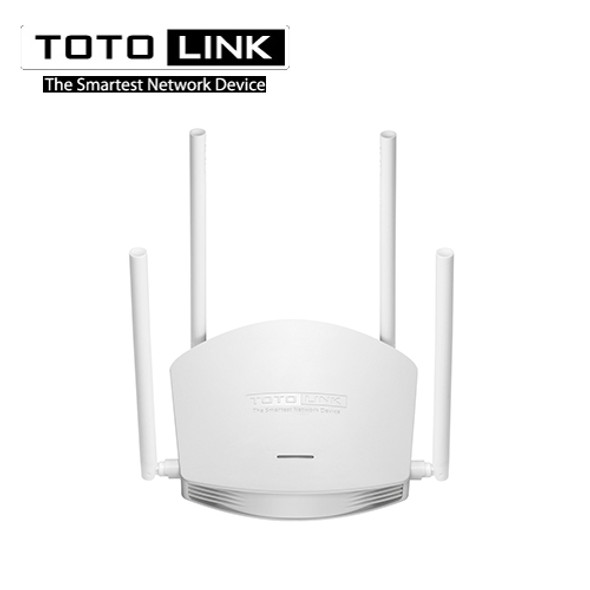 TOTOLINK N600R Advanced Simultaneous Dual-Band Wireless N Router (Speeds Up to 600 Mbps) | 32 Devices | 4 x 10/100 Fast Ethernet Ports