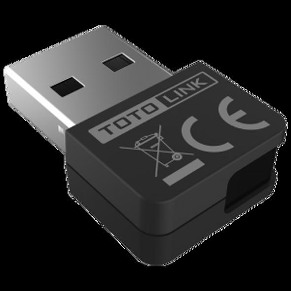 TOTOLINK 150Mbps N160USM Wireless N USB Adapter