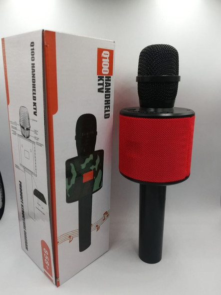 Q100 Handheld KTV Karaoke Microphone