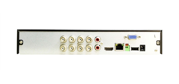 Dahua Video Surveillance XVR-4108HS-X 8 Channel 1080N AHD,HD-CVI,HD-TVI,CVBS DVR/NVR