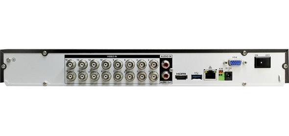 Dahua Video Surveillance XVR4216AN-X 16Ch. 1080N AHD,HD-CVI,HD-TVI,CVBS DVR/NVR