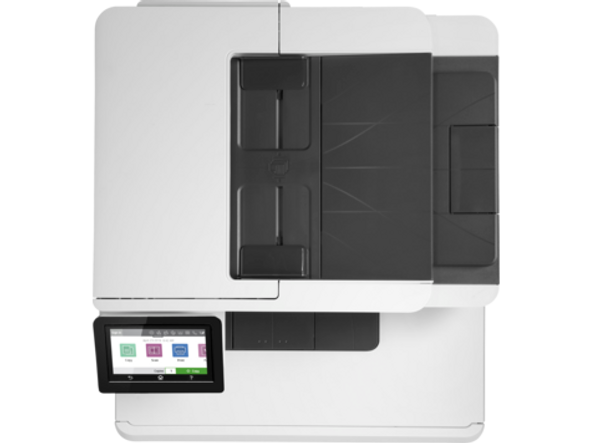Printer HP Color LaserJet Pro MFP M479fdw (W1A80A)