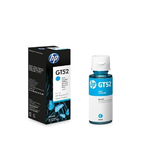 HP GT52 Cyan Original Ink Bottle M0H54AL