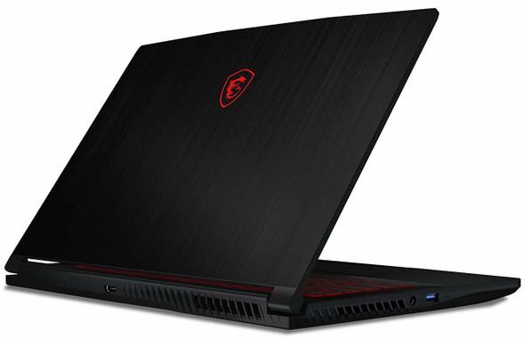 MSI GP Series GP63 Leopard-428 15.6in 120 Hz FHD GTX 1070 8 GB VRAM i7-8750H 16GB RAM 128GB SSD 1TB HDD - Black