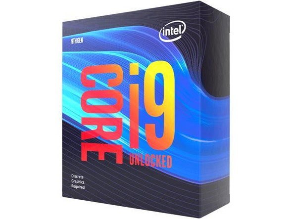 Intel CPU Core i9-9900KF Desktop Processor 8 Cores up to 5.0 GHz Turbo Unlocked Without Processor Graphics LGA1151 300 Series 95W BX80684I99900KF