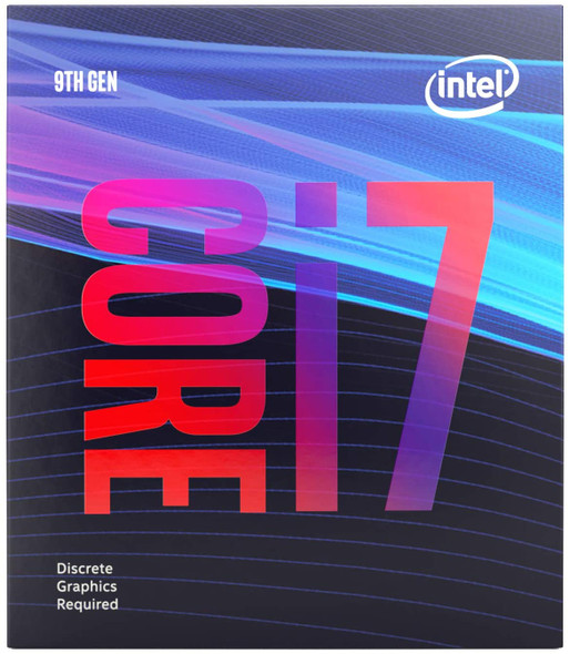 Intel Core i7-9700F Desktop Processor 8 Core Up to 4.7 GHz Without Processor Graphics LGA1151 300 Series 65W (BX80684I79700F)