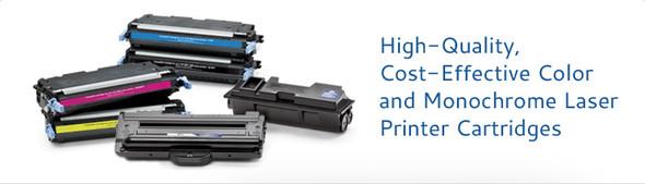 TechnoColor Brother Compatible LaserJet Toner Cartridge, TN360/2120/2125/2130/2150/2175