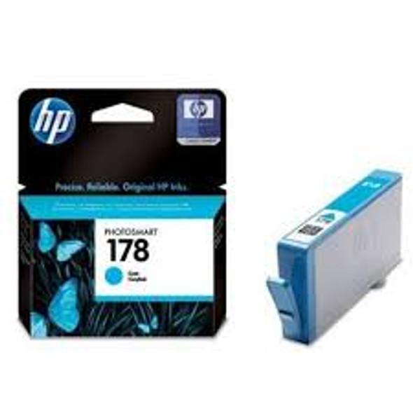 HP 178 Original Ink Cartridge Black/Photo Black/Cyan/Magneta/Yellow