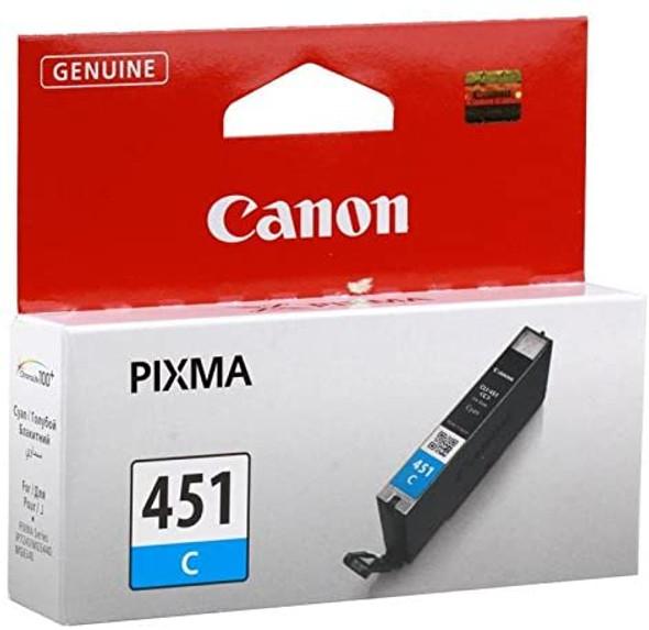 Canon Ink Cartridge CLI451 CYAN
