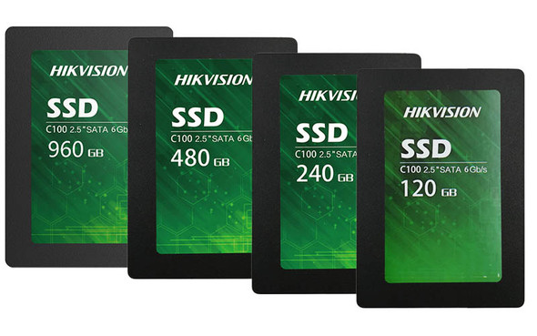 HIKVISION SSD 960GB 3D NAND technology ( HS-SSD-C100 / 960G )