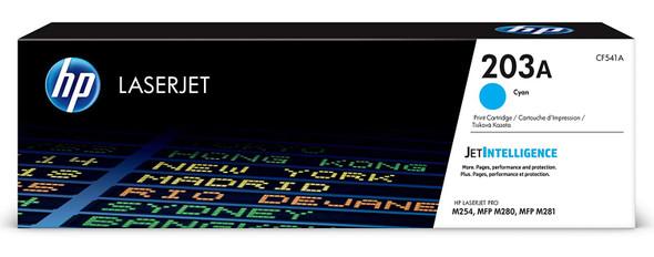 Toner HP 205A Original LaserJet Toner Cartridge CYAN / Magenta / Yellow ( CF540A, CF541A, CF542A, CF543A ) )