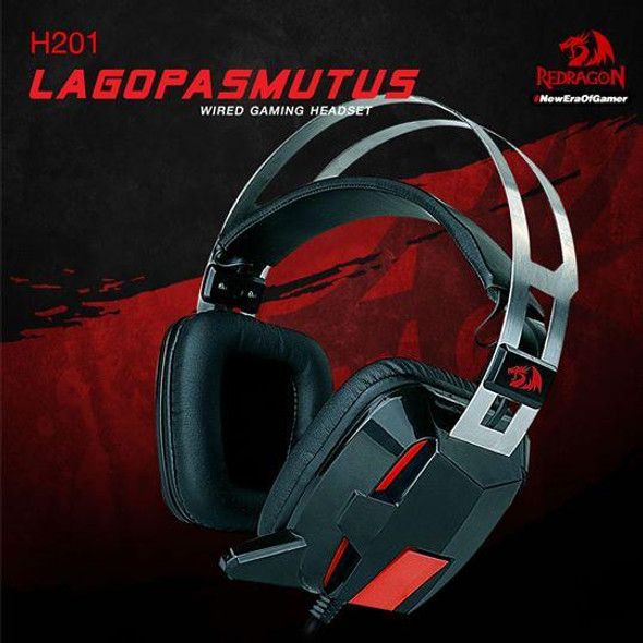 Redragon H201 Stereo Gaming Headset