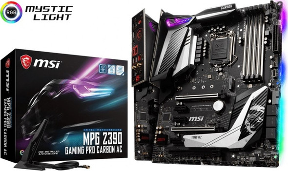 MSI MPG Z390 Gaming PRO Carbon AC 911-7B17-017