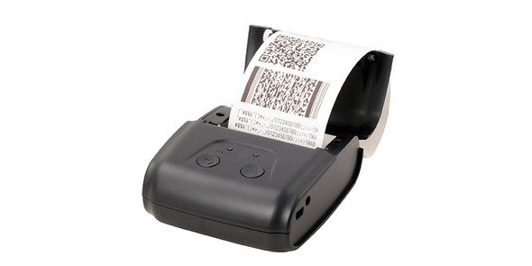 XPRINTER Mobile receipt printer  XP-P200 USB+Bluetooth