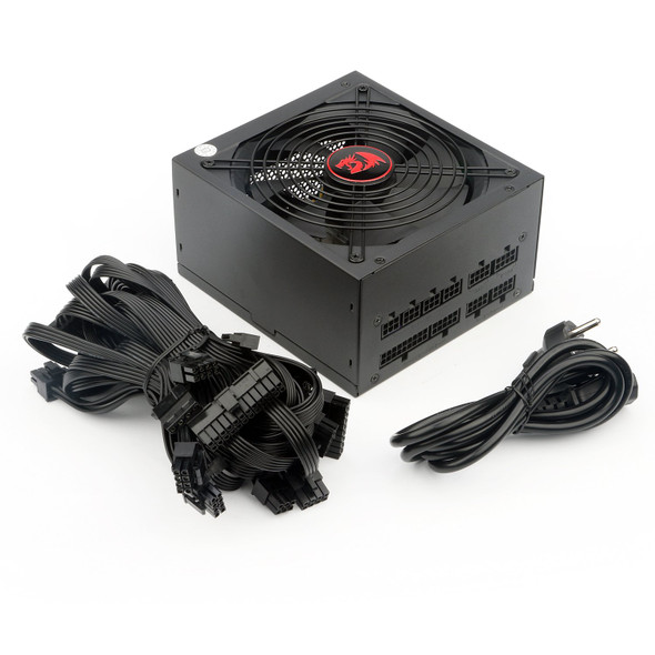 Redragon Gaming PC Power Supply RGPS 700W Full Modular - GC-PS005