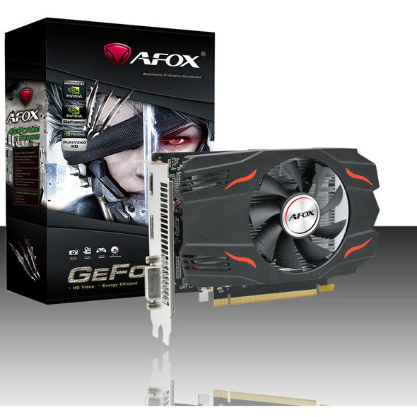 AFOX AF1650-4096D5H2 graphics card NVIDIA GeForce GTX 1650 4 GB GDDR5