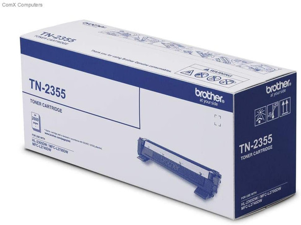 Brother TN2355 Toner Cartridge 2600 Pages