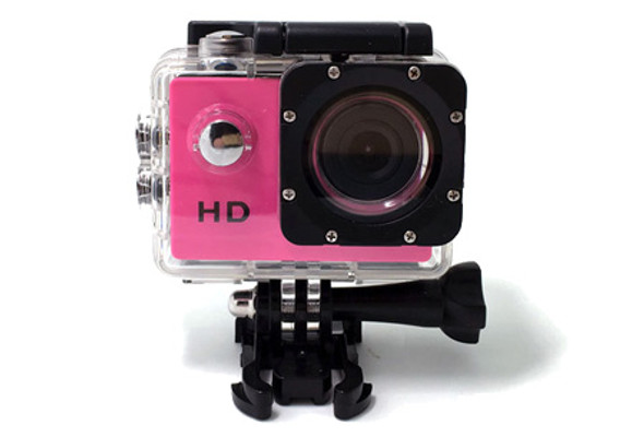 Action Camera Full HD 2.0, Underwater 30m Sports Cam Acessories