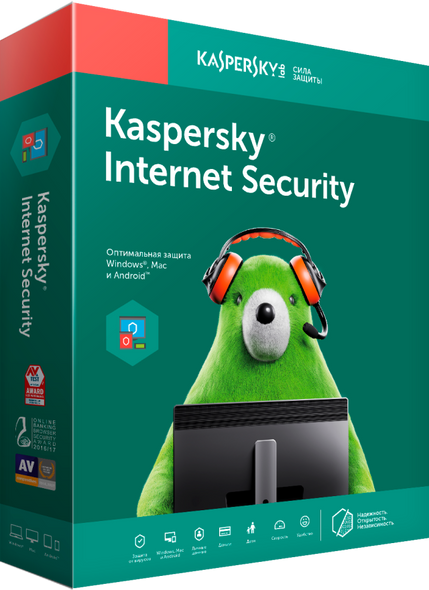 Kaspersky Internet Security 2 Devices | 1 Year License