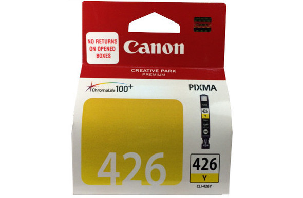 Canon CLI-426BK Yellow Ink Cartridge