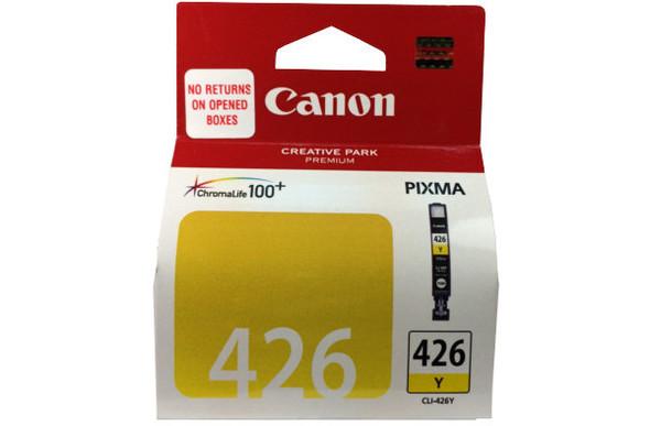 Canon CLI-426BK Yellow Ink Cartridge