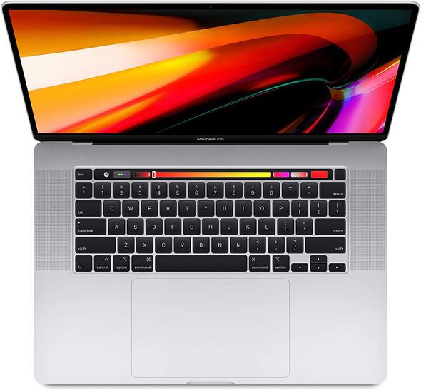 "LAPTOP Apple MacBook Pro MVVL2LL/A - 16"" Display with Touch Bar - Intel Core i7 - 16GB Memory - AMD Radeon Pro 5300M 4GB GDDR6 - 512GB SSD (Latest Model) - Silver"