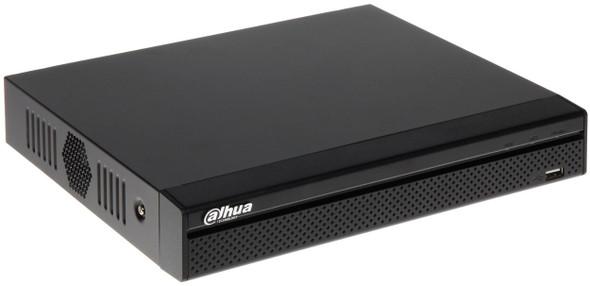 Dahua Video Surveillance NVR4104-P-4KS2 4 channel IP NVR with 4xPoE ports, 4K resolution, 1xHDD
