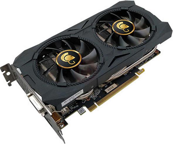 VGA MANLI GeForce RTX 2060 8GB DDR6 256 bit Super Gallardo Double Fan Graphic Card