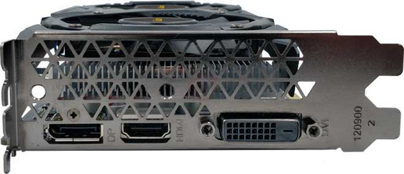 VGA MANLI GeForce GTX 1660Ti 6GB DDR6 192 bit Gallardo Double Fan Graphic Card