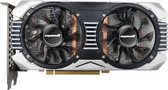 VGA MANLI GeForce GTX 1660 Super 6GB DDR6 192 bit Gallardo Double Fan Graphic Card