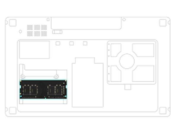 Lexar 16GB RAM DDR4-2666 SODIMM Laptop Memory