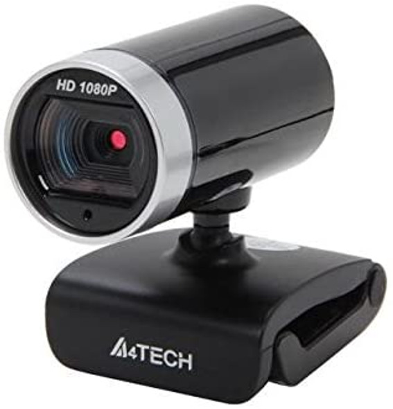 A4Tech Full HD 1080p Webcam with Built-in Microphone (PK-910H)