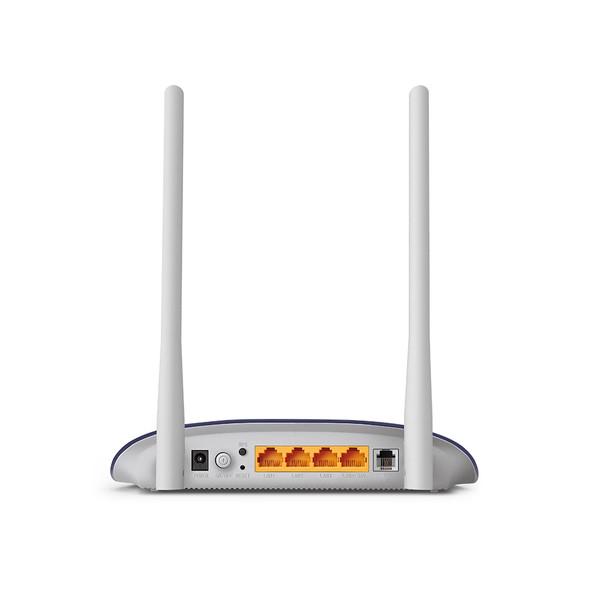 TPLINK 300Mbps Wireless N VDSL/ADSL Modem Router TD-W9960