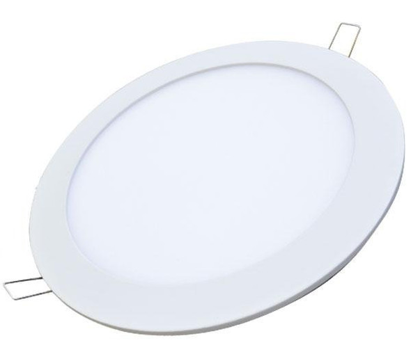 KONNICE Excellent LED Office Embedded Circular Flat Panel LED Lights B51 20W 210mm