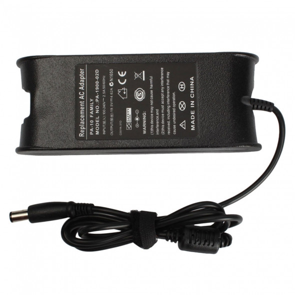 Replacement AC Adapter For DELL 19.5V 3.34A 4.5*3.0mm Grade A+ - Compatible Adapter