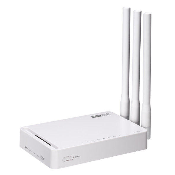TOTOLINK N302R Plus 300Mbps 3 Antenna Wireless WiFi Router
