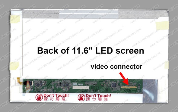 B116XW02 V.0 Replacement LCD screen FOR LAPTOP