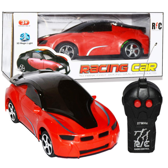 Toys Remote Controlled Car 2 Function High Speed Racing Sports Car Toys, Remote Car For Kid