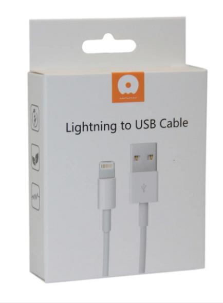 WUW X83 Lightning To USB Cable For iPhone / iPad Air / iPad Mini