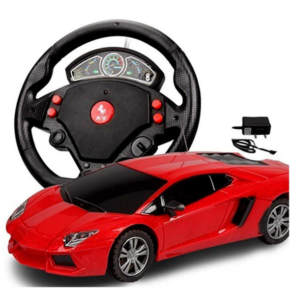 Toys Remote Controlled Car 2 Function High Speed Racing Sports Car Toys, Remote Car For Kid 1:20