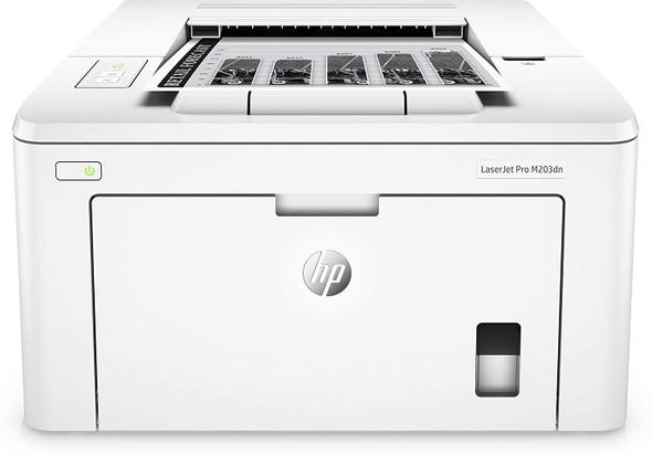 Printer HP Laserjet Pro M203dn Printer (Print, Auto Duplex, Network)