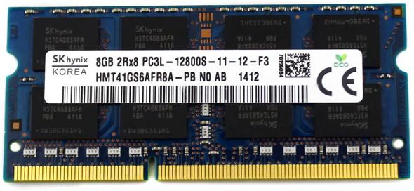 Hynix 8GB DDR3 Memory SO-DIMM 204pin PC3L-12800S 1600MHz HMT41GS6AFR8A-PB