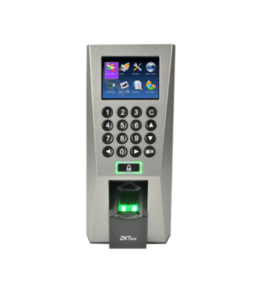 ZKT F18 Time attendance and Access Device