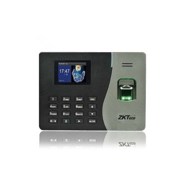 ZKT U350 Time attendance Standalone Fingerprint Reader with Network Capability (RFID access)