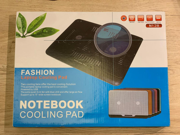 Notebook Cooling Pad N128