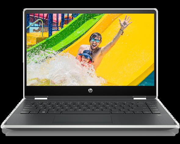 HP PAVILION 14t-DH100 X360 I5 10th Generation 8GB RAM 1TB HDD+128GB SSD 14″ TOUCH MX130 2GB DDR5 NVIDIA VGA