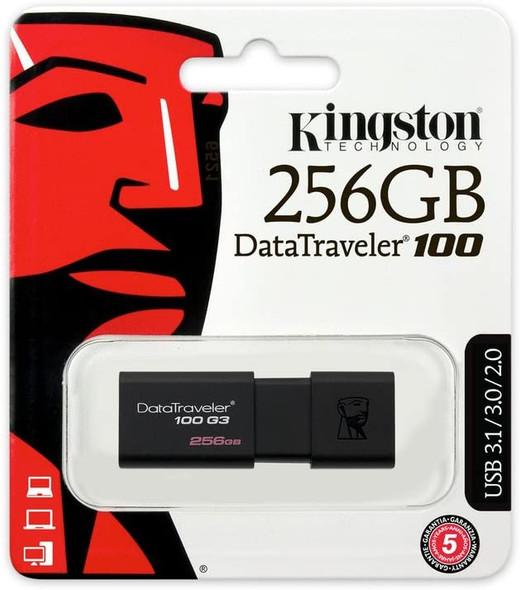 Kingston 256GB 100 G3 USB 3.0 Data Traveler ( DT100G3/256GB )